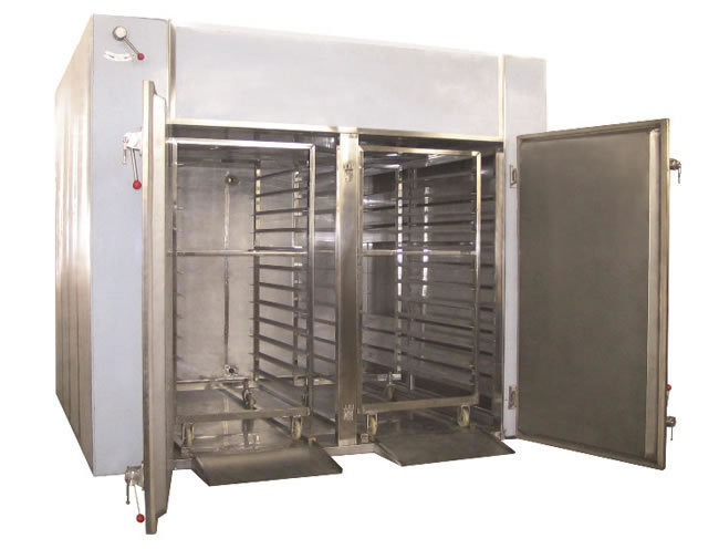 Air Drying Units : Hot air oven drying equipment dryer for aquatic products