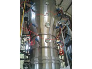 Fluidizing Drying Equipment