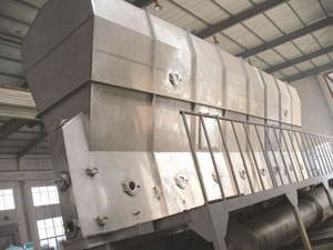 Box Shape Fluidizing Drying Machine